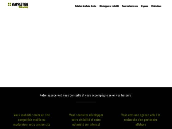 Viaprestige Agency, agence de communication luxe