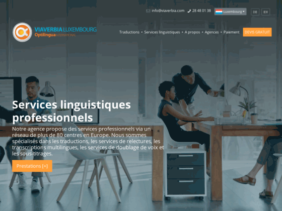Société de traduction - Toutes langues