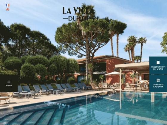 Hotel � Perpignan, La Villa Duflot