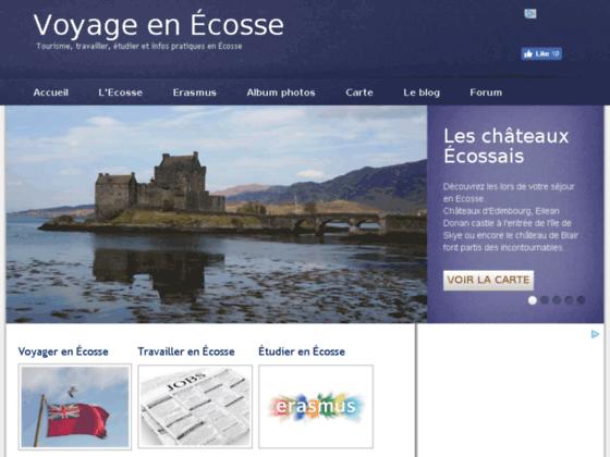 Voyage en Ecosse