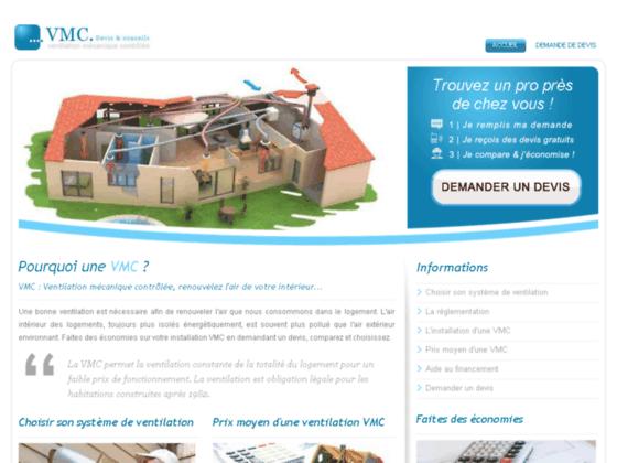 VMC double flux : informations sur les systémes de ventilation