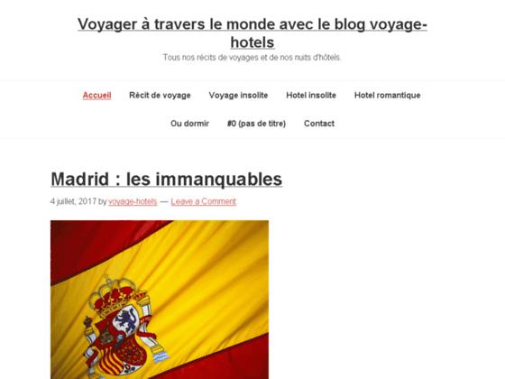 voyage-hotels.com