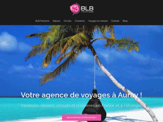Agence de voyages Auray BLB Tourisme
