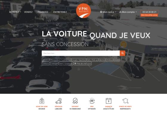 VPN Mandataire multimarque en Aquitaine