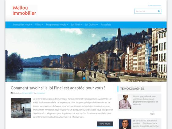 Wallou-immobilier, expert immobilier sur Toulouse