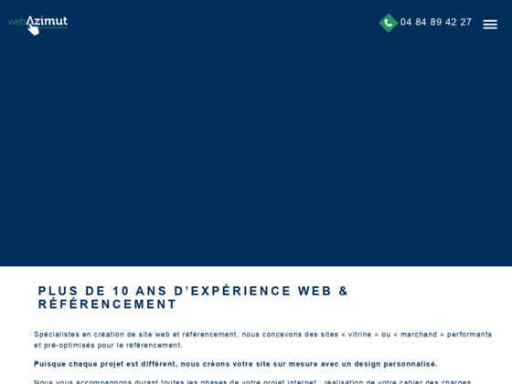 Agence Web Azimut Marseille
