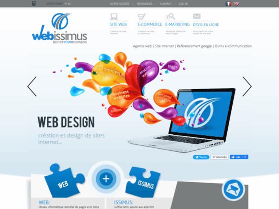 Créateur et réferenceur de sites e-commerce, Liege