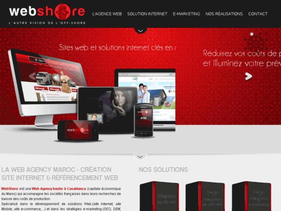 Sites web Offshore : Création et référencement