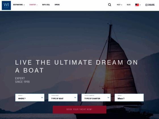 location de bateau italie