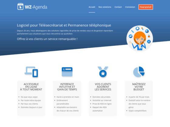WZ-Agenda : L'agenda électronique