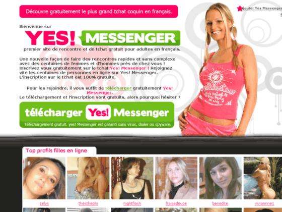 Faites des rencontres avec Yes Messengers