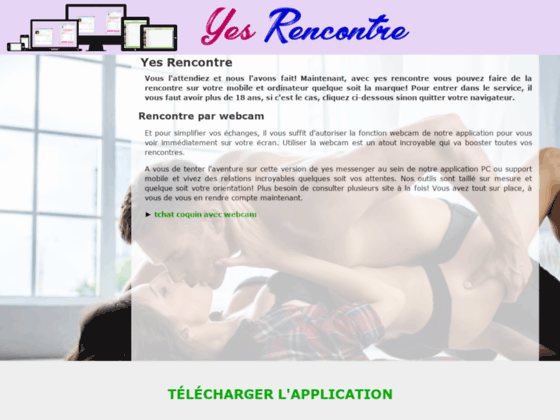 yes messenger pour des renconres coquines