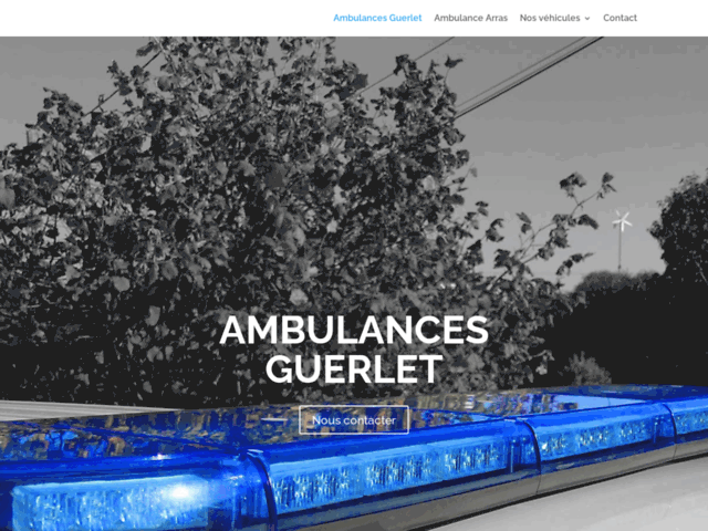 Ambulance Arras - Transport Ambulance Guerlet
