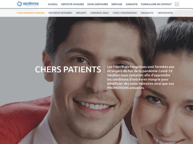 Chirurgien-dentiste Hongrie - Dentiste Hongrie