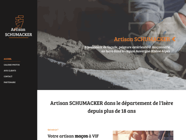Artisan Schumacker