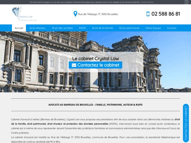 Avocat de droit de la famille à Bruxelles