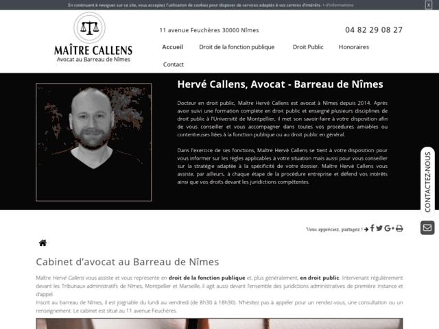 Consulter un avocat en droit de la fonction public à Nîmes