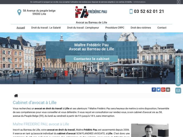 Découvrir un avocat en droit du travail à Lille