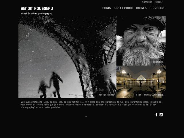 Un Instant à Paris : Balade en photographie de rue