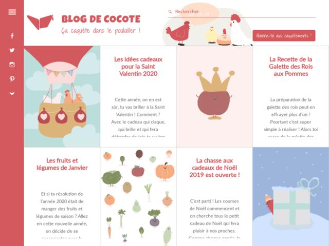 Blog de Cocote