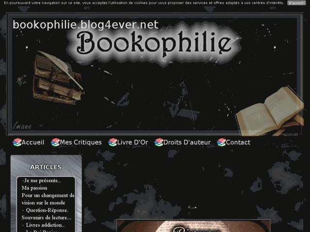 Bookophilie