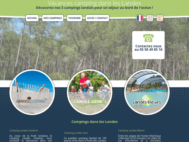 Camping Messanges