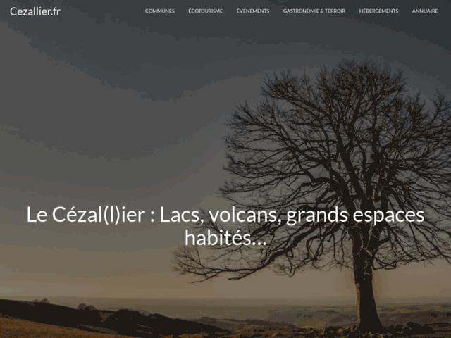 Le guide touristique du Cézallier