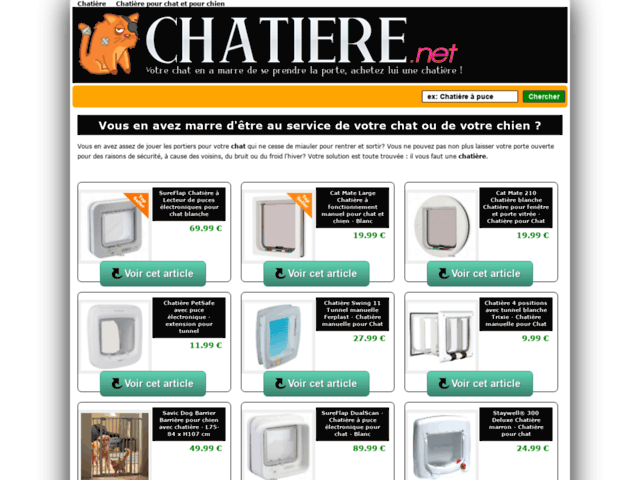 Chatières (Prix, Guide d'installation, Modèles...)
