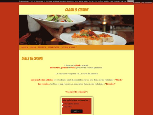 Clash & Cuisine