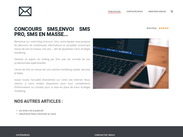 Concours sms
