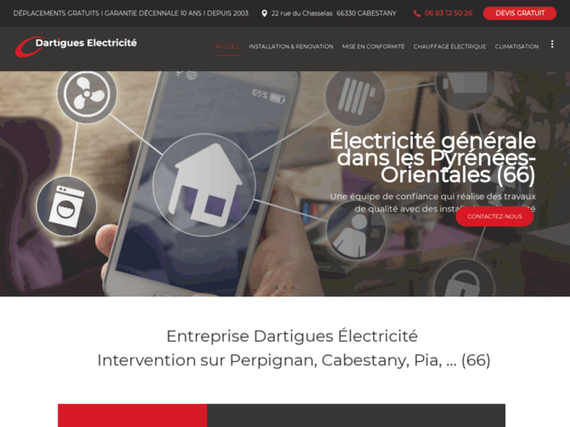 DARTIGUES Electricité