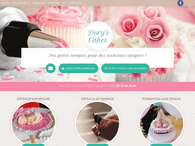 Dory's Cake