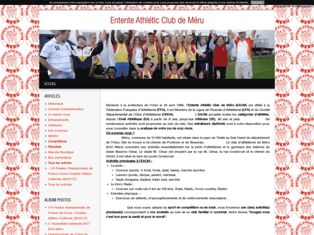 EACM Athlétisme