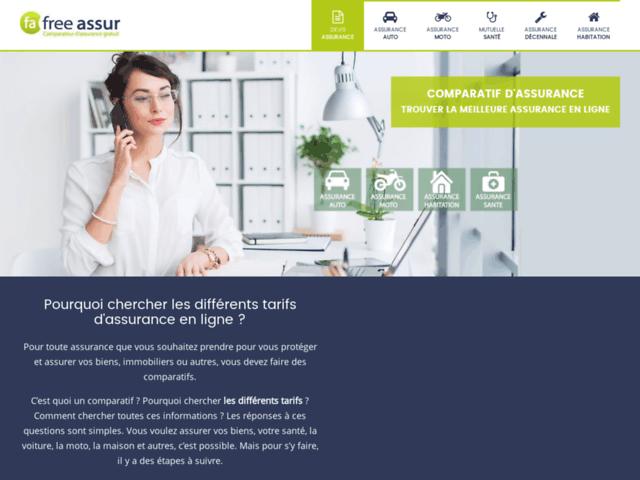 Free ASSUR : tout ce qu'il y a à savoir sur l'assurance en France.