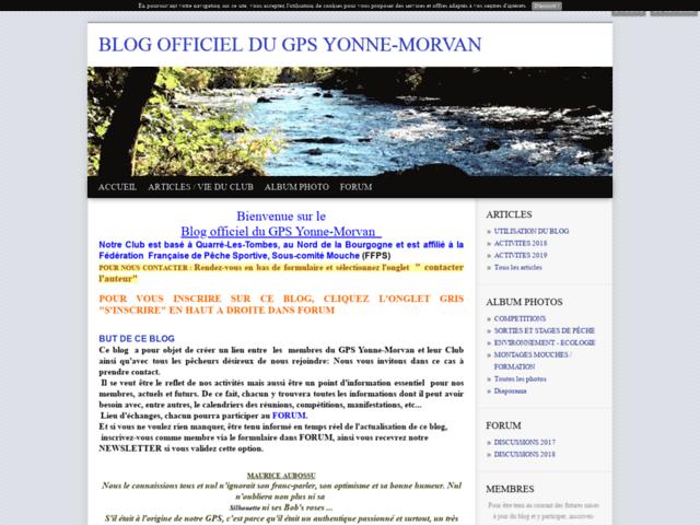 GPS Yonne Morvan