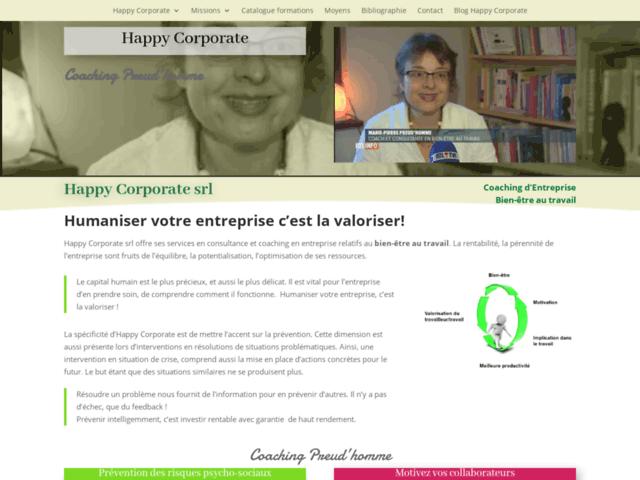 Happy Corporate