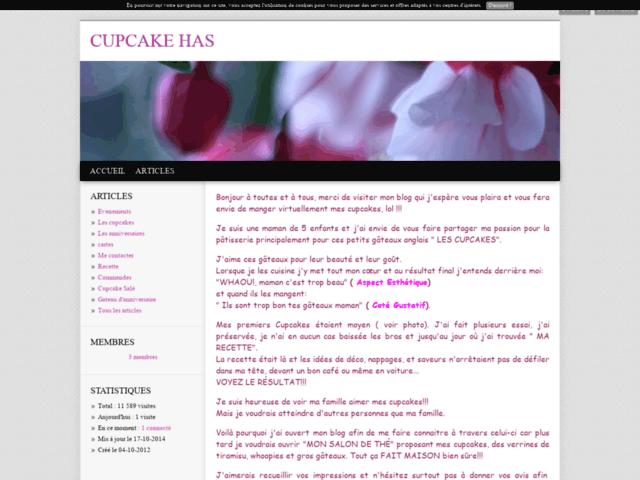 Cupcake Has