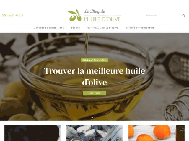 Astuces et recette avec Huile d'olive