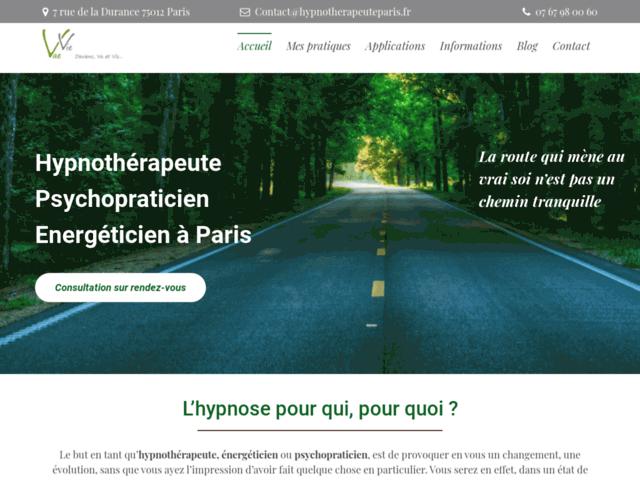 Hypnothérapeute Paris