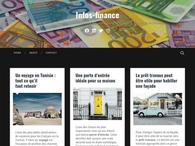 Infos-finance
