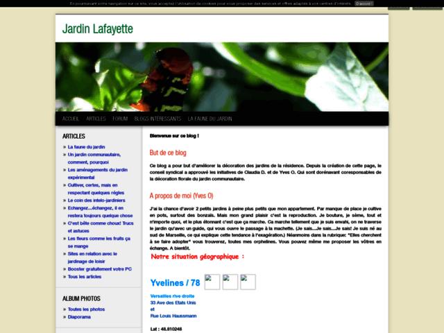 Jardin Lafayette