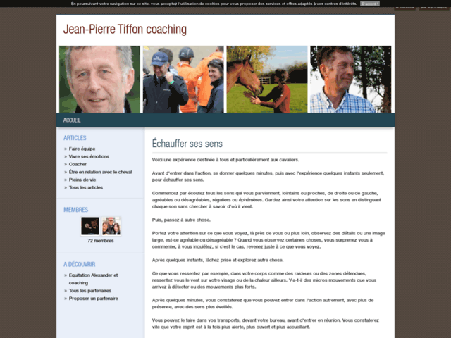 JP Tiffon Coaching