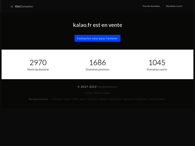 Salon de coiffure Kalao Coiffure