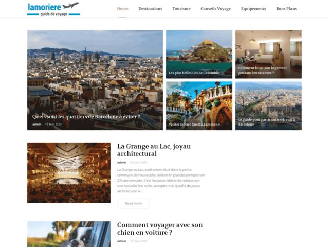 Lamoriere : Actu et bons plans voyage