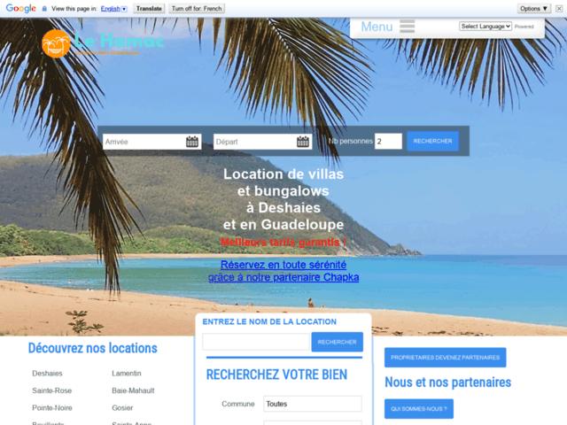 Le HAMAC Guadeloupe