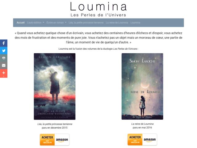 Loumina