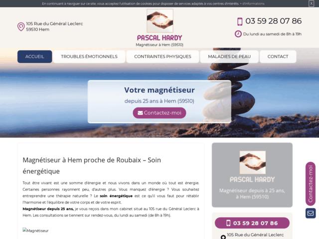 Praticien magnetiseur à Villeneuve d'Ascq