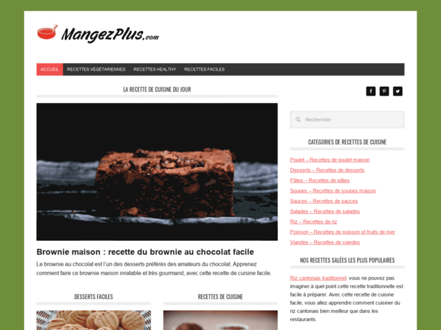 MangezPlus.com