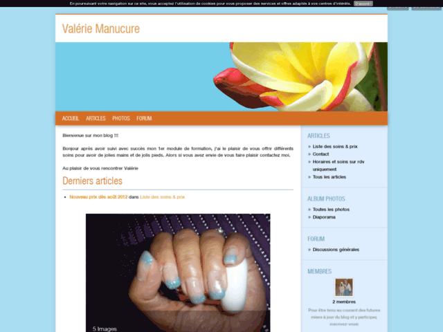 Manucure Valerie