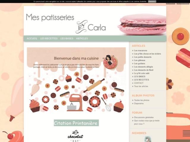 Patisseries by Carla